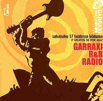 El CD de Garraxi