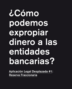 Manual para expropiar bancos