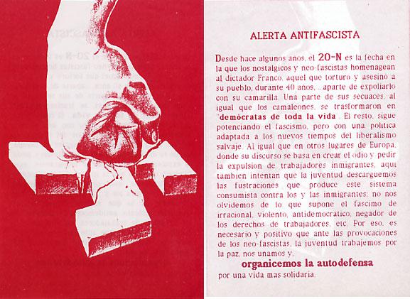 Alerta antifascista