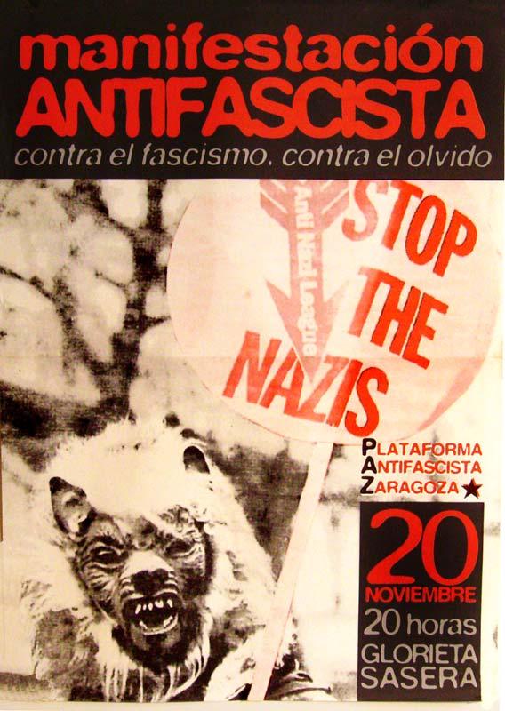 Stop the nazis
