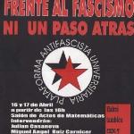 Frente al fascismo
