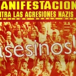Conta las agresiones nazis
