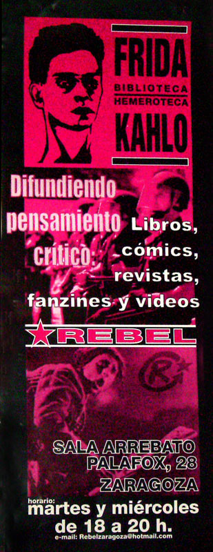 Biblioteca Frida Kahlo