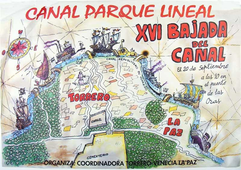 16 Bajada del Canal
