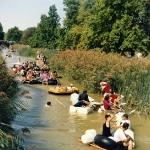 Bajada del Canal