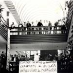 Laborales en huelga