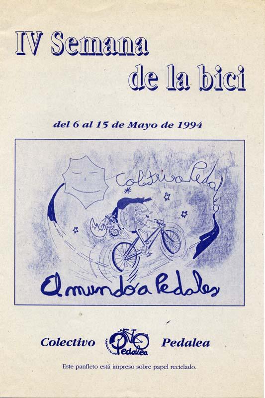 IV Semana de la bicicleta