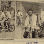 Marcha ciclista popular 1982