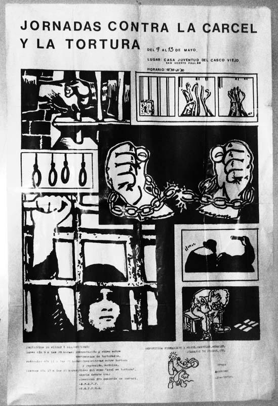 Jornadas contra la cárcel