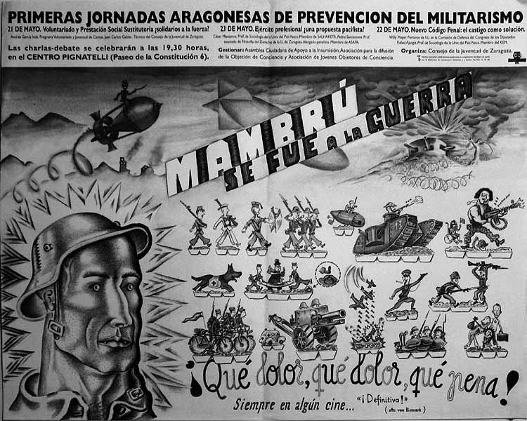 Mambrú se fué a la guerra