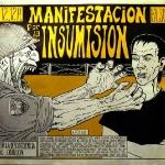 Manifestación por la insumisión