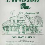 2 Aniversario, Casa de La Paz