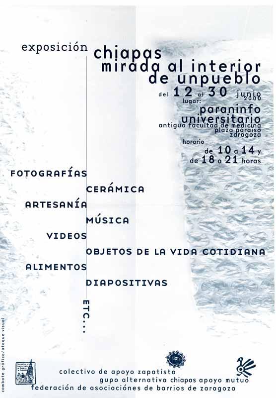 Exposición Chiapas