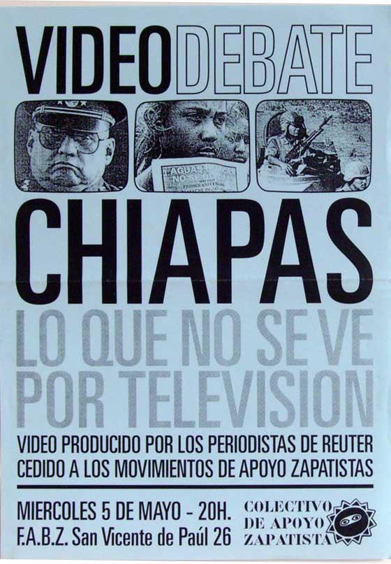 Video debate: Chiapas