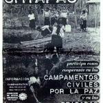 Chiapas 99. Campamentos civiles por la paz