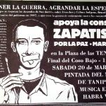 Consulta zapatista. 1999