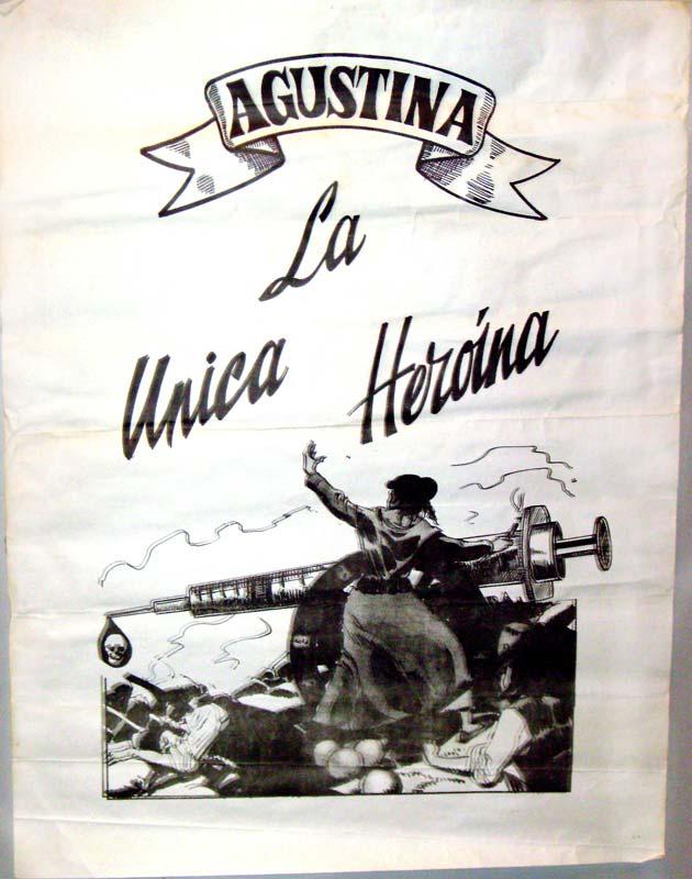 Agustina, la única heroína