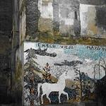 Mural en La Madalena