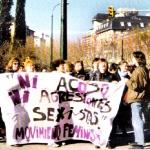 Ni acoso ni agresiones sexistas