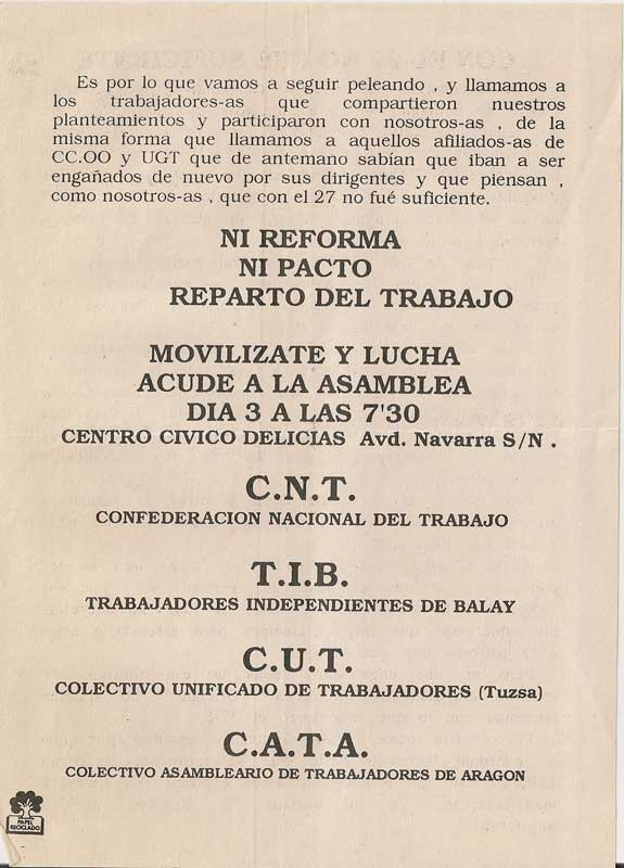 Huelga general 27-E 1994