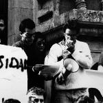 Manifiestos en el Paraninfo 1987