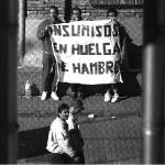 Insumisos en huelga de hambre en la cárcel de Torrero