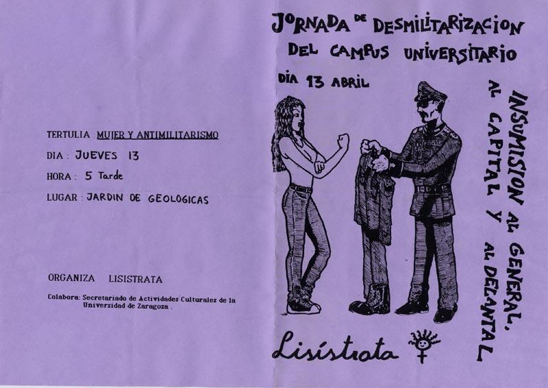 Jornada de desmilitarización
