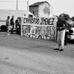 CNT contra Candido Jimenez