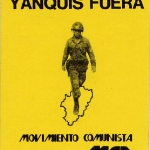 Yankis fuera