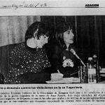 Luto y denuncia contra las violaciones en la ex-Yugoslavia
