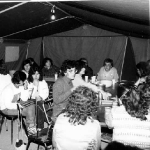 Campamento de mujeres por la paz