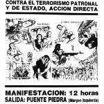 Contra el terrorismo patronal