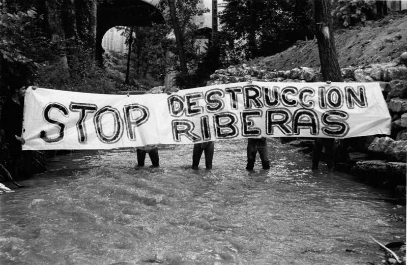 Stop destrucción riberas