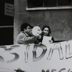 Movimiento estudiantil cabreado