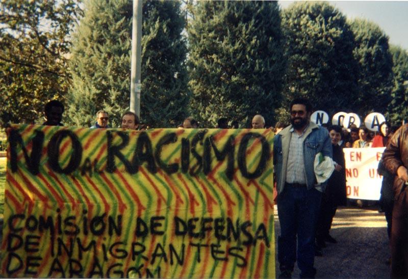 No al racismo, CODIA