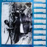 Calendario Ruda 1995