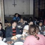 Comida en la estación de Utrillas